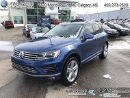 2016 Volkswagen Touareg 3.0 TDI Execline  - Certified - $333.66 B/W