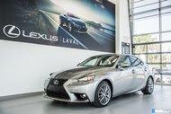 Lexus IS 250 AWD-Navigation-Taux à compter de 1.9% 2015