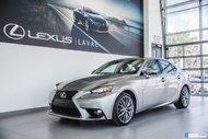 Lexus IS 250 AWD**TOIT-CAM** Taux a compter de 1.9% 2015