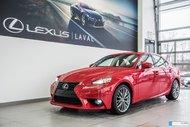 Lexus IS 300 AWD-Luxe-Navigation-Caméra 2016