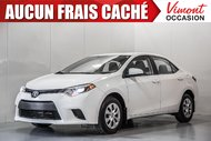 Toyota Corolla 2016+CE+BLUETOOTH+A/C+GR ELEC COMPLET 2016
