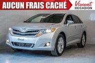 Toyota Venza 2014+FWD+LE+A/C+GR ELEC COMPLET+SIEGES CHAUFFANTS 2014