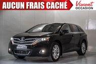 Toyota Venza 2014+HB+XLE+FWD+TOIT PANORAMIQUE+BLUETOOTH 2014