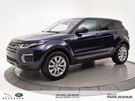 2016 Land Rover Range Rover Evoque SE   *PNEUS D'HIVER INCLUS!!