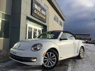 Volkswagen Beetle 1.8 CABRIO*SIÈGES CHAUFFANT,BLUETOOTH,CRUISE,ETC* 2015