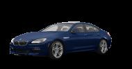 BMW Série 6 Gran Coupé  2016