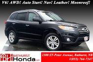 Hyundai Santa Fe Limited! 2012