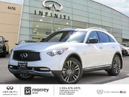 2017 Infiniti QX70 LIMITED TECH PACKAGE FULL LOAD!