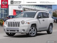 2008 Jeep Compass LIMITED LEATHER SUNROOF LOW KMS