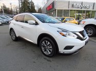 2015 Nissan Murano S Leather * Local, One Owner, No Collisions!