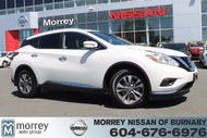 2017 Nissan Murano SL LEATHER NAVIGATION NO ACCIDENTS