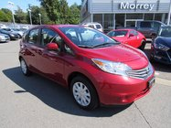 2014 Nissan Versa Note SV 5-speed Manual Convenience Package