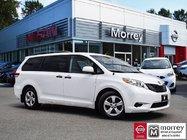 2013 Toyota Sienna V6 * Keyless Entry, Power Windows & Locks, Alloys!