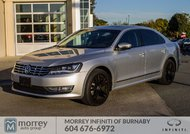 2014 Volkswagen Passat Highline $170 Bi-Weekly Finance Sport Pkg Navi!