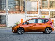 Nissan Versa Note 2017 : économie d'essence et polyvalence