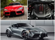 The 2020 Toyota GR Supra arrives in Montreal