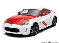 Nissan 370Z Coupé Édition 50e anniversaire blanc/rouge 2020