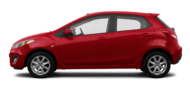 Mazda <span>2  2014</span>