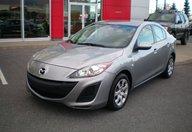 Mazda Mazda3 2010 GS BAS MILAGE JAMAIS ACCIDENTÉ RÉGULATEUR DE VITESSE CHARGEUR CD