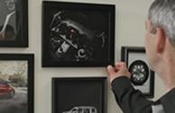 Techniciens complètement Honda : Portraits de famille