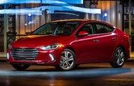 Hyundai Elantra 2017 : toute nouvelle toute belle