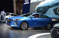 Hyundai dévoile la nouvelle IONIQ à New York