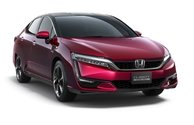 Honda dévoile sa Clarity Fuel Cell alimentée à l'hydrogène