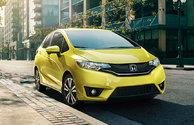 Les récompenses de la Honda Fit