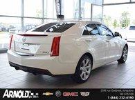 Cadillac ATS SEDAN AWD AWD 2014