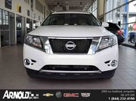 Nissan Pathfinder Platinum 4WD 2014
