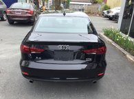 2016 Audi A3 2.0T Komfort AWD