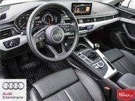 2017 Audi A4 2.0T Progressiv quattro 6sp