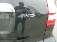 Honda CRV EXL AWD 2011