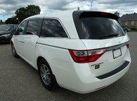 Honda Odyssey EXL DVD 2012