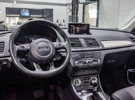 2015 Audi Q3 AWD TECHNIK; CUIR TOIT PANO GPS AUDIO BOSE