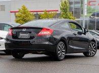 2013 Honda Civic Coupe EX-L w/NAVI CUIR BAS KM