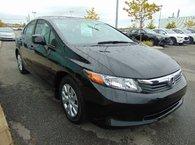 2012 Honda Civic LX MANUAL AC CRUISE BLUETOOTH