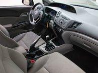2012 Honda Civic LX MANUELLE MAGS