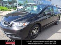 2013 Honda Civic LX MAGS DEAL PENDING