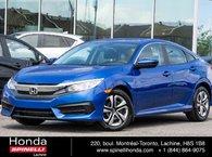 2017 Honda Civic LX AUTO BAS KM
