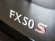 2012 Infiniti FX50 SPORT TECH -- GPS - BLINDSPOTS ASSIST --