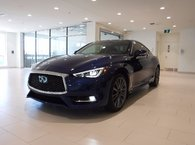 2017 Infiniti Q60 Coupe 3.0t Red Sport 400