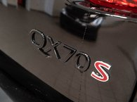 2016 Infiniti QX70 SPORT