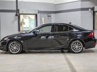 2016 Lexus IS 300 LUXE AWD; CUIR TOIT GPS ANGLES MORTS