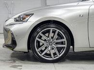 2018 Lexus IS 300 F SPORT II AWD; CUIR TOIT GPS LSS+