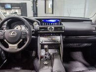 2019 Lexus IS 300 LUXE AWD; CUIR TOIT GPS ANGLES MORT LSS+