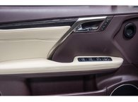 2018 Lexus RX 350 EXECUTIF 6 PASSAGERS AWD; CUIR TOIT GPS AUDIO LSS+