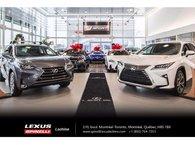 2018 Lexus RX 350 F SPORT III AWD; CUIR TOIT PANO GPS AUDIO LSS+
