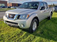 2018 Nissan Frontier 4RM SV