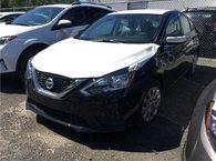 2017 Nissan Sentra 1.8 S (CVT)